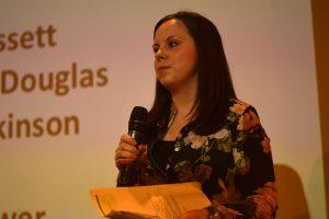 Speaker At NHS Event