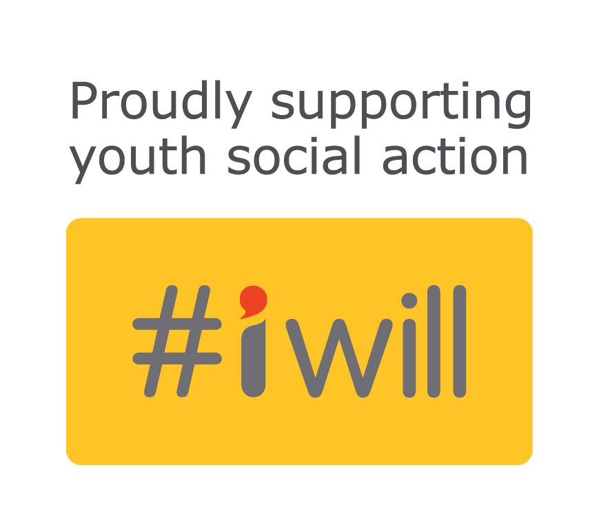 #iwill Logo