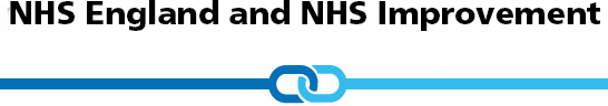 NHS England and NHS Improvement logo